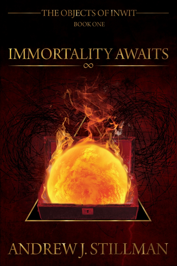 Immortality Awaits On Sale Now!